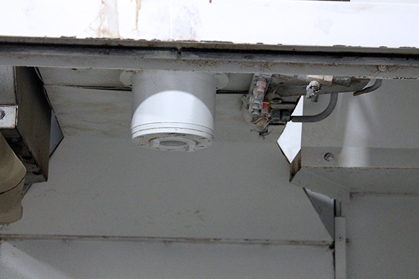 Haas VF-6/40 2006 19