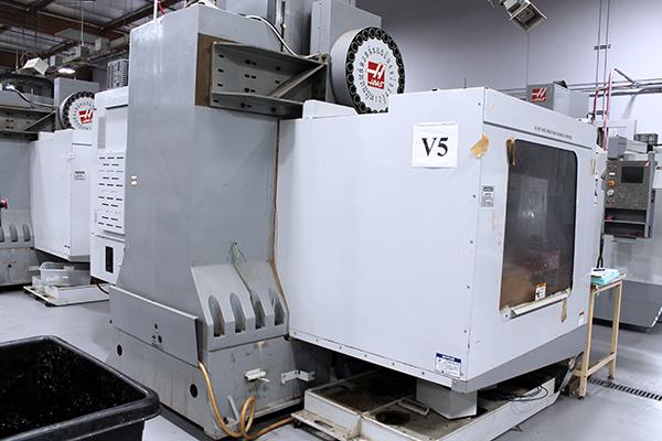 Haas VF-6/40 2006 26
