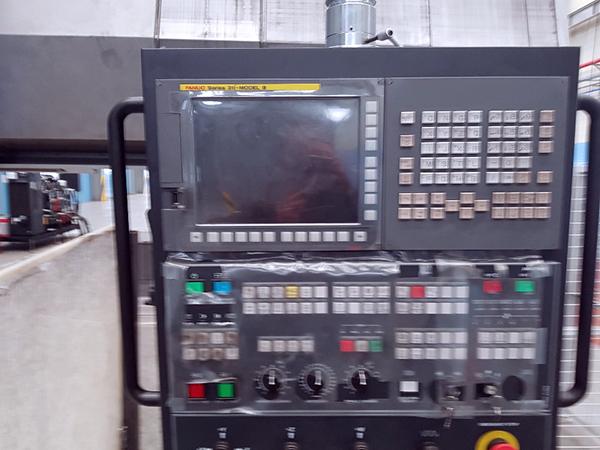 Used Gantry Machining Center Doosan DCM2780F 2017