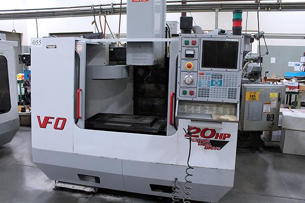 Haas VF-0 2000 8