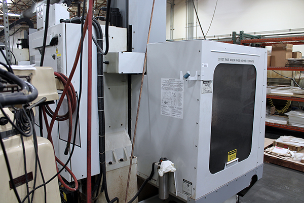 Used Vertical Machining Center Haas VF-0 2000