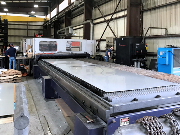 Used Laser Cutting Machine Bystronic ByStar L4025-65 2003