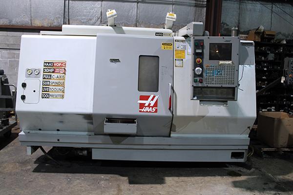 Haas TL-25 2002 5