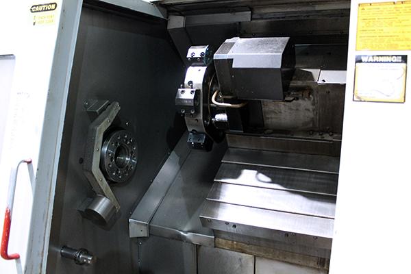 Haas TL-25 2002 9