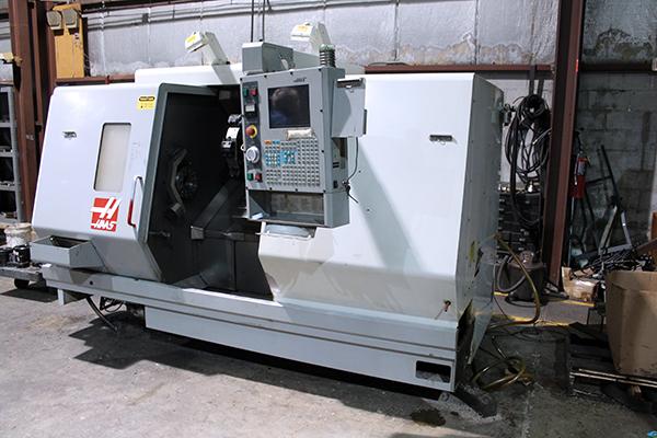 Haas TL-25 2002 18