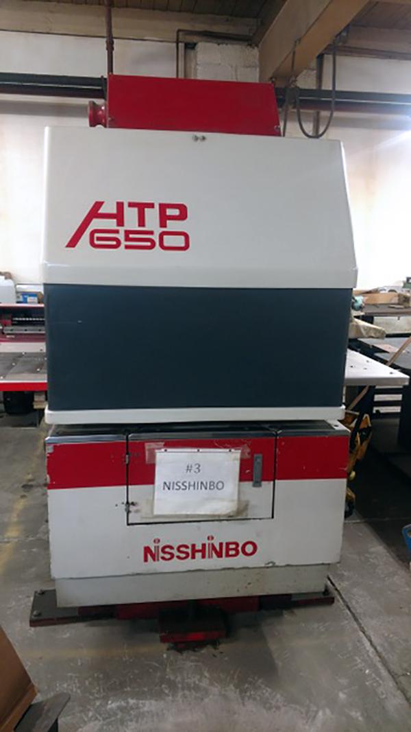 Nisshinbo HTP-650 1997 5
