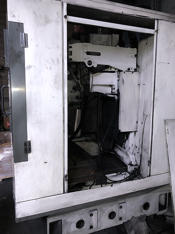 Used Drill and Tap Fanuc Robodrill A-T14iB 2001