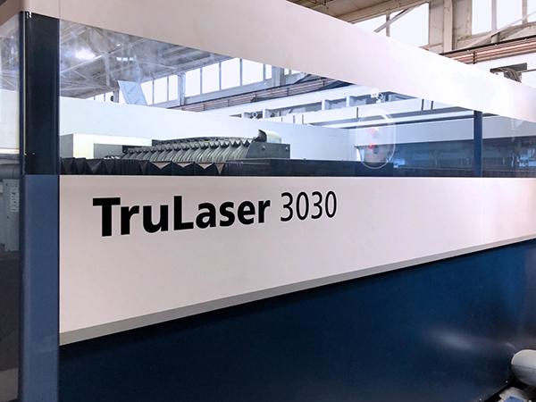 Trumpf TruLaser 3030 2009 10
