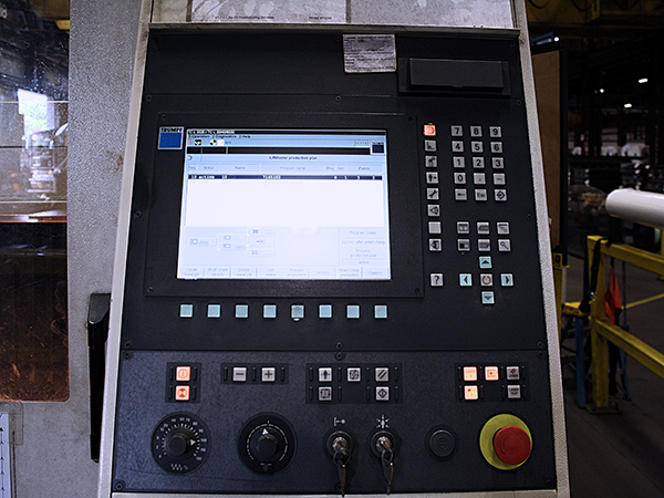 Trumpf Trumatic L4030 2004 3