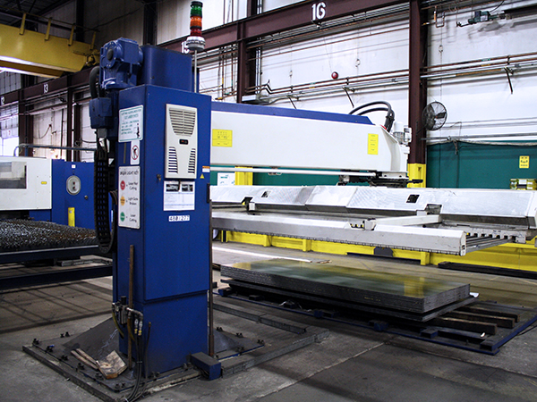 Used Laser Cutting Machine Trumpf Trumatic L4030 2004