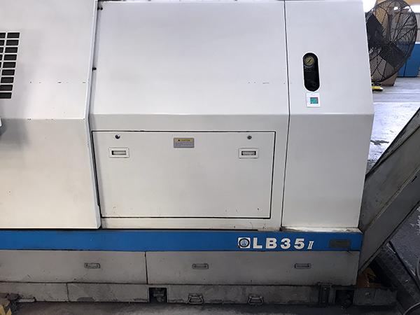 Okuma LB-35II 1998 7