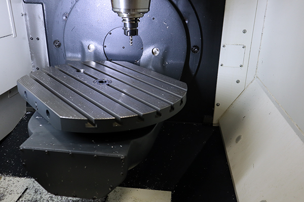 Used 5 Axis Machining Center DMG Mori DMU 50 Ecoline 2014