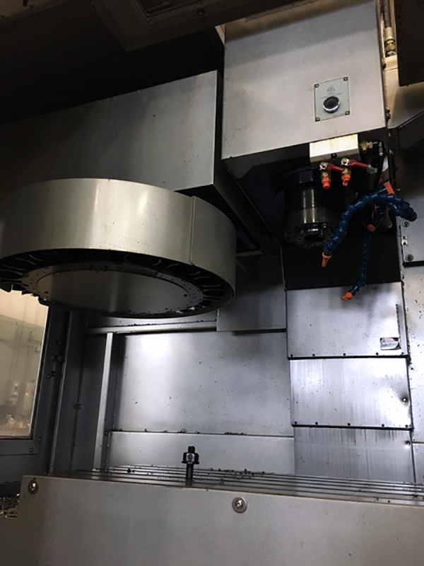 Used Vertical Machining Center Sharp SV-2412S 2012