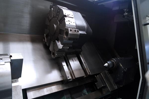 Used CNC Lathe Doosan Puma 400B 2013