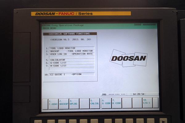 Doosan Puma 400B 2013 15