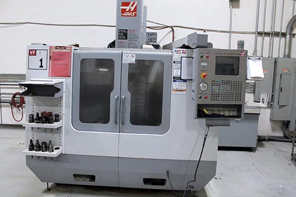 Haas VF-1 D 2006 20