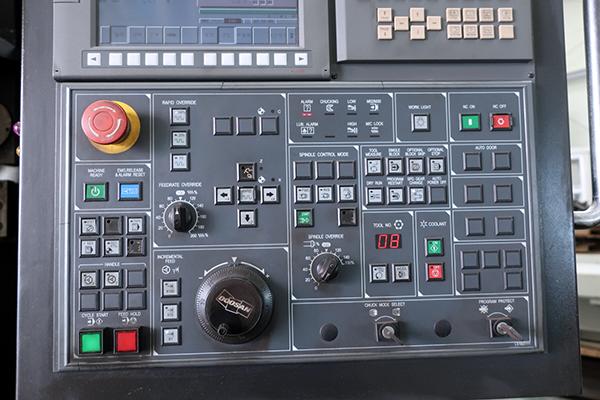 Doosan Puma VT900 2009 12