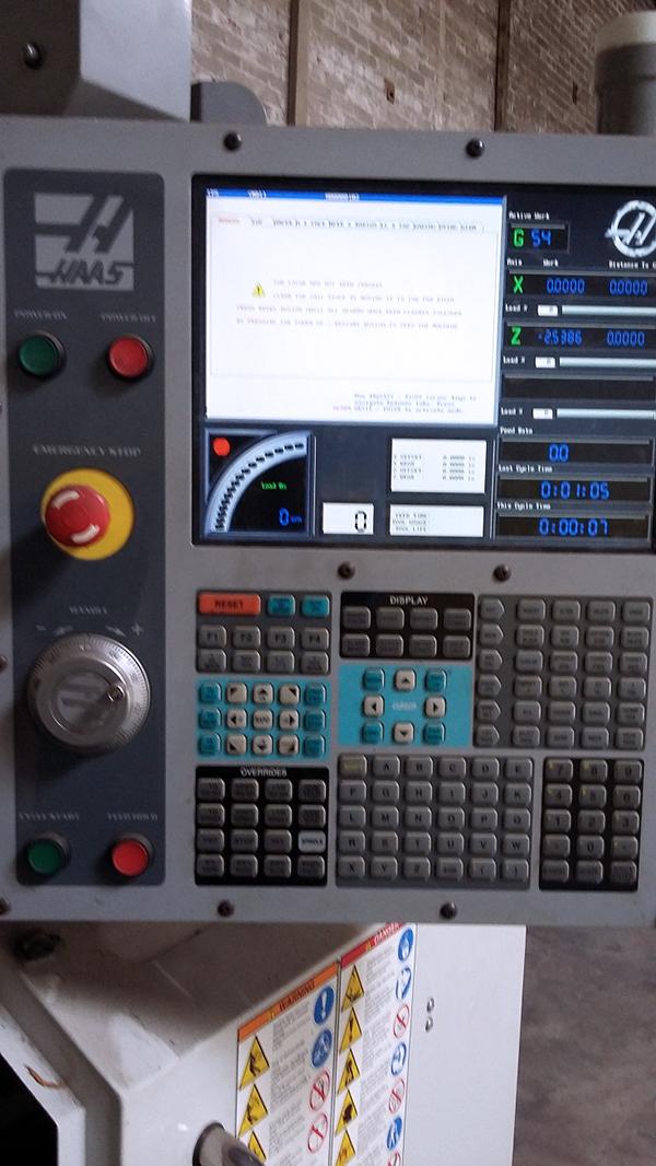 Haas TL-1 2007 6