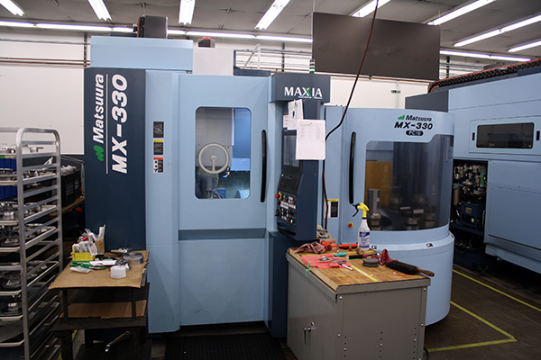Used 5 Axis Machining Center Matsuura MX-330 2017