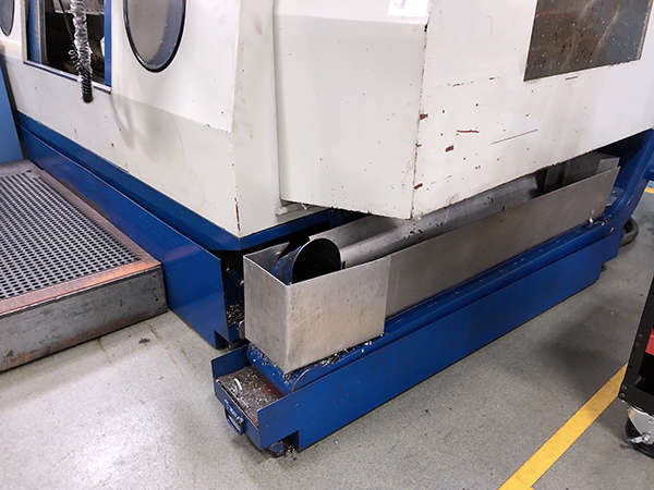 Used Vertical Machining Center Johnford VMC 1100H 2000