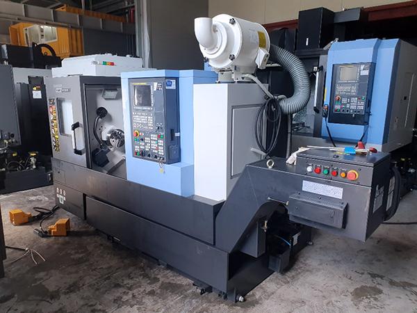 Used CNC Mill Doosan Puma GT2100M 2018