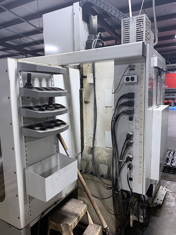 Used Vertical Machining Center Haas VF-2 2001