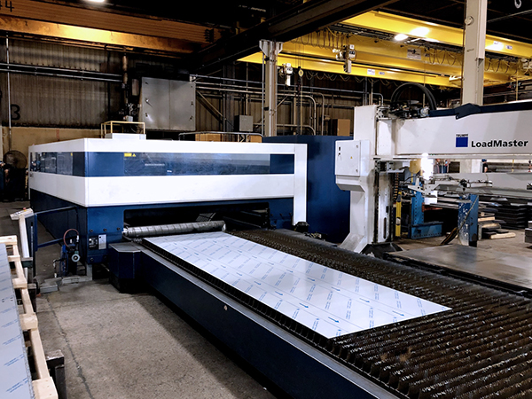 Used Laser Cutting Machine Trumpf Trulaser 5060 2013