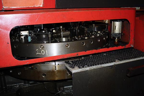 Used Turret Punch Amada vipros 358 king 1995