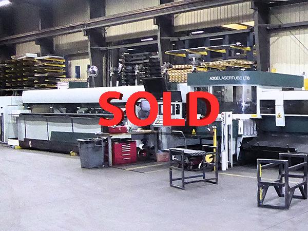Used Blm Laser Cutting Machine Adige Lt8 For Sale