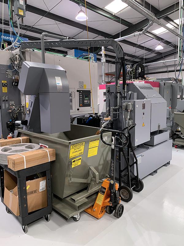 Used 5 Axis Machining Center Stama MC 533 2014