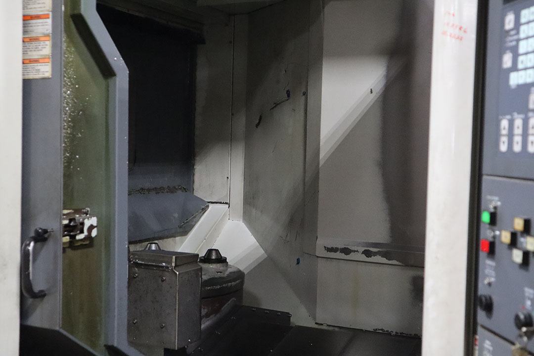 Used Horizontal Machining Center Mazak FH-6800 2000
