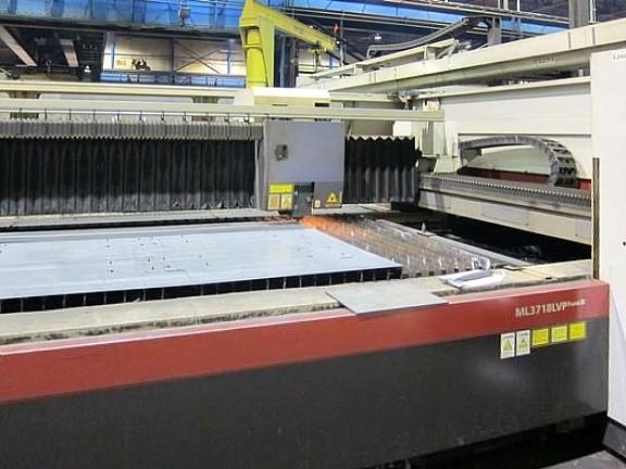 Used Laser Cutting Machine Mitsubishi ML3718LVP 2008