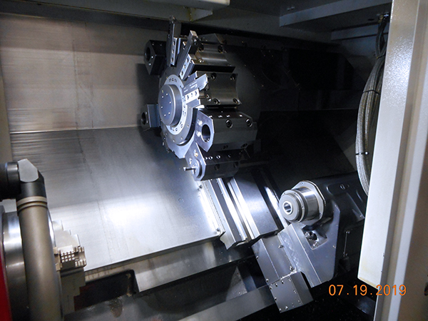 Used CNC Lathe Samsung SL2500M 2016