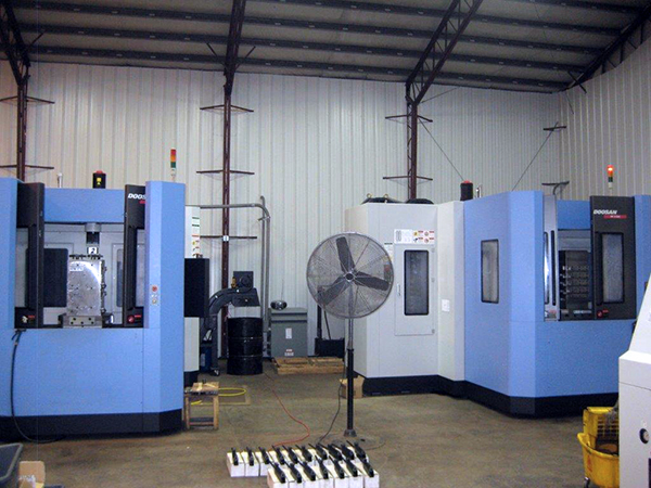Used Horizontal Machining Center Doosan HP 5100 2009