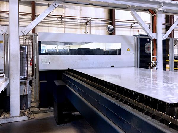 Used Laser Cutting Machine Trumpf TruLaser 3030 2010
