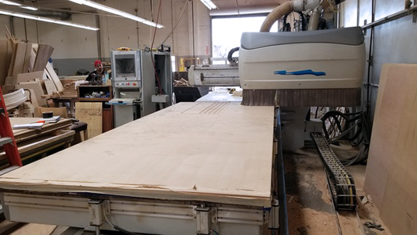 Used CNC Router Busellato JET 4 RT 2004