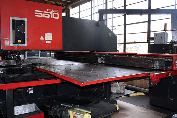 Used Turret Punch Amada Apelio 5610 1996