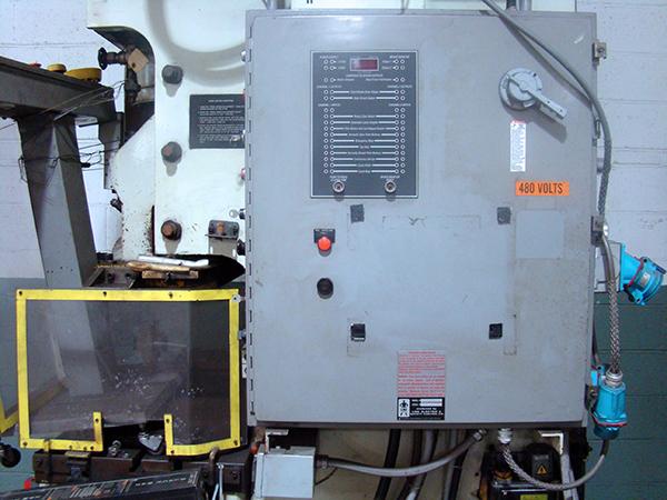 Used Gap Frame Press Komatsu OBS-60 1980