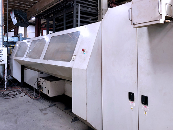 Used Laser Cutting Machine Mitsubishi ML3718 LVP 2002