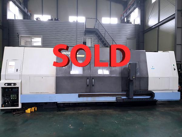 Used CNC Lathe Doosan Puma-700L 2009