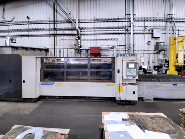 Used Laser Cutting Machine Mitsubishi ML3015 LVP(S) 2006