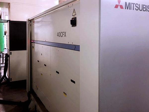 Used Laser Cutting Machine Mitsubishi ML3015 LVP(S) 2005