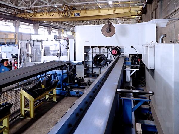 Used Laser Cutting Machine Mazak 3D Fabri Gear 300 2003