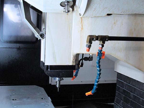Used Vertical Machining Center Hyundai I-CUT380TD 2012