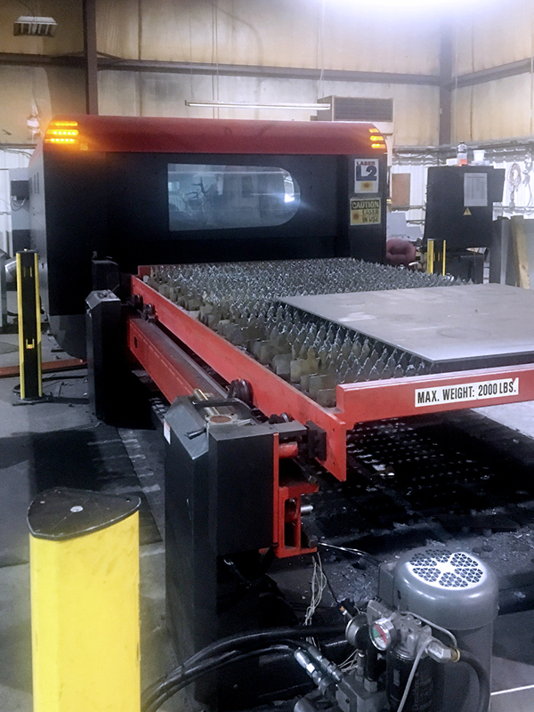 Used Amada Laser Cutting Machine Lc3015 F1 Nt For Sale