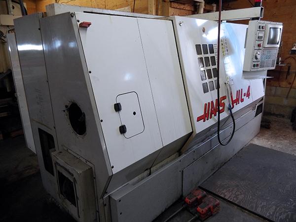 Used CNC Lathe Haas HL4 1998