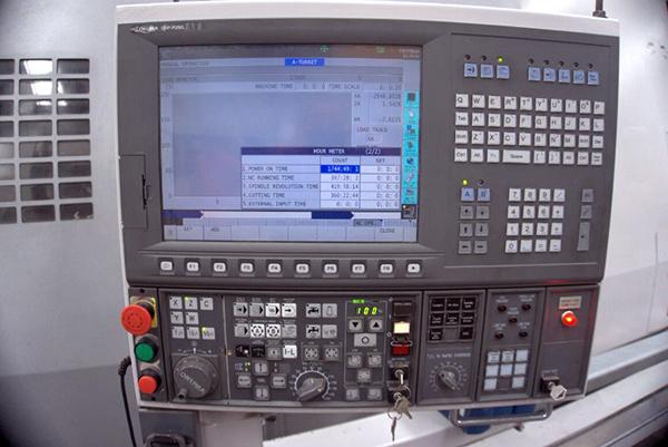Used CNC Lathe Okuma Impact LU45/3000 2007