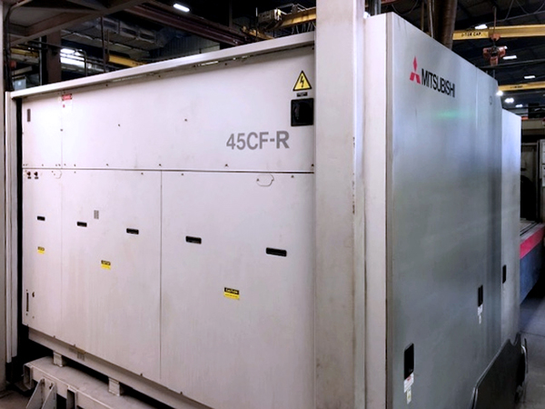 Used Laser Cutting Machine Mitsubishi ML3015LVP(S) 45CF-R 2011