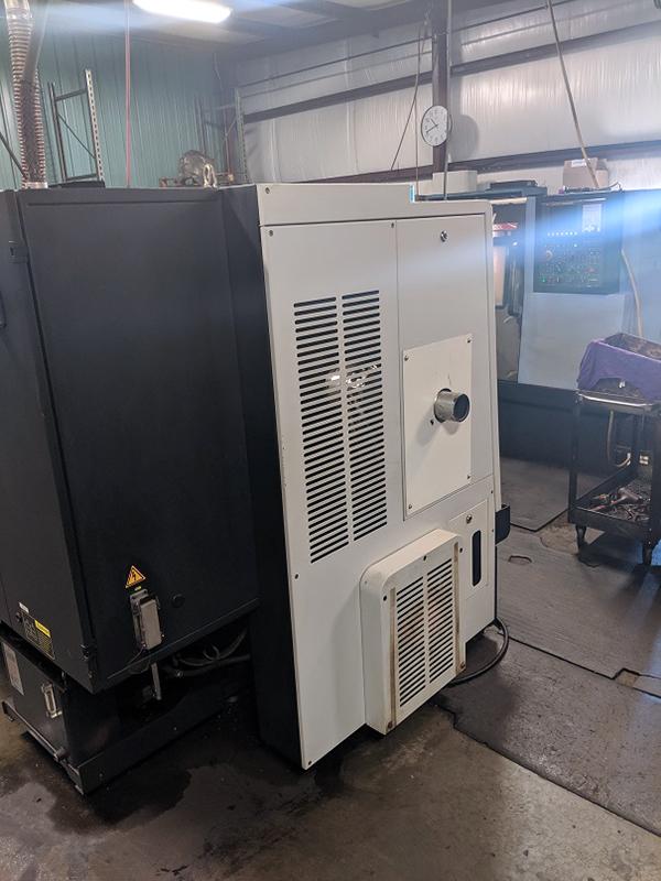 Used CNC Lathe Doosan Lynx 220LC 2015