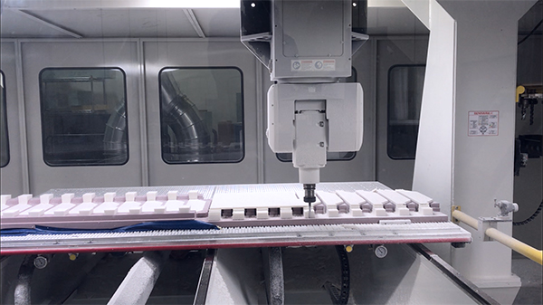 Used CNC Router C.R. Onsrud F194E24 5-Axis Extreme Series 2015
